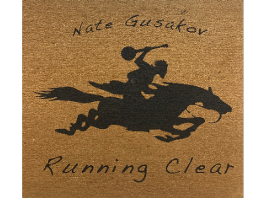 Running Clear CD -- Music and Lyrics by Nate Gusakov '06