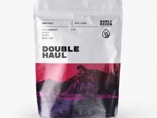 Double Haul Coffee Roasted by Kim (Carr) Bryant '99