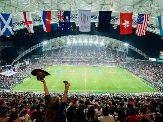 2 x Weekend Passes to HK Rugby Sevens 2020