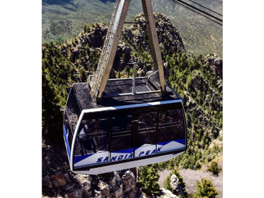Sandia Peak Aerial Tram Tickets for 2