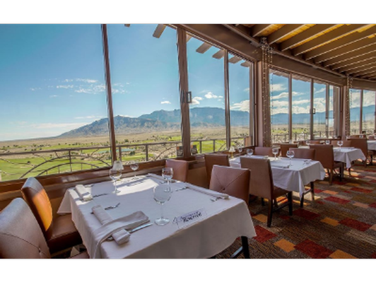 Dinner for Two at the Bien Shur Restaurant in Sandia Resort & Casino