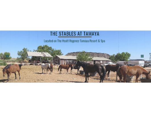 Trail Ride for Two at The Stables at Tamaya