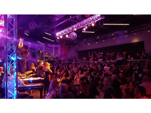 Uptown Funk Dueling Pianos Icon Party Package for 15