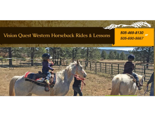 Vision Quest Horseback Ride for Two