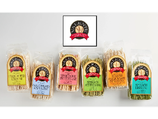 Valente's Handcrafted Pasta Variety Pack