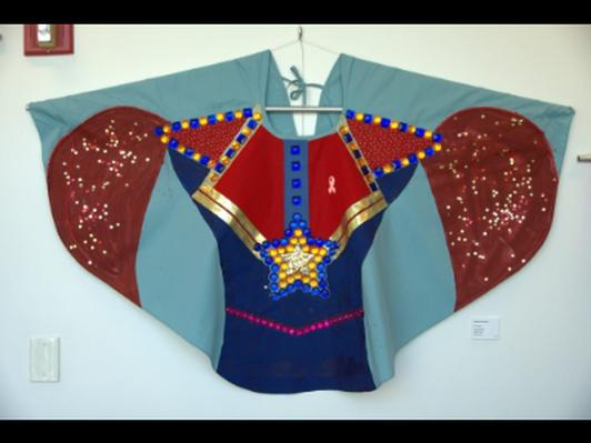 Captain Marvelous (Group cape)