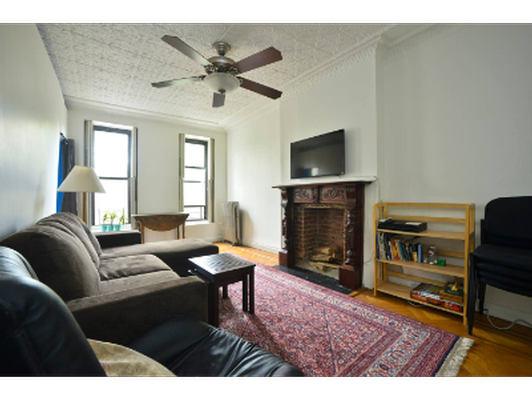 3 nights in Park Slope 2 Bedroom Apartment