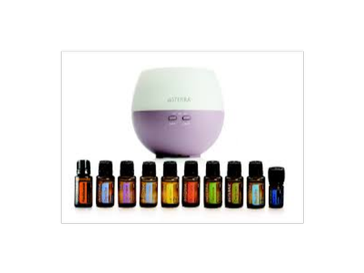 doTERRA Essential Oils Gift Basket