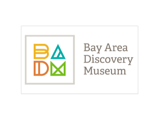 Bay Area Discovery Museum-Set of 5 Tickets