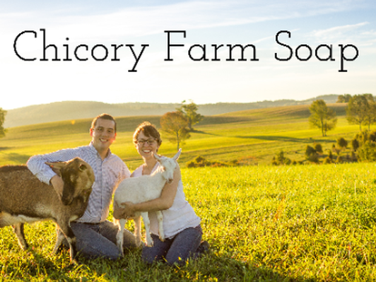$100 Chicory Farm Soap Gift Certificate from Sara Turnbull '11