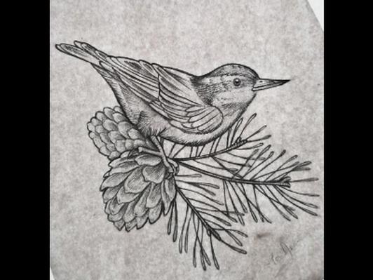 Kingdom Ink Tattoo by Cori Jean Demeritt '12