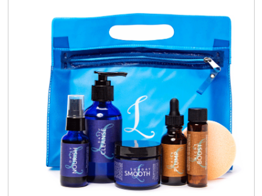 Linda's Natural Skincare Kit