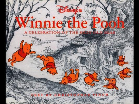 Winnie The Pooh: Bear Book