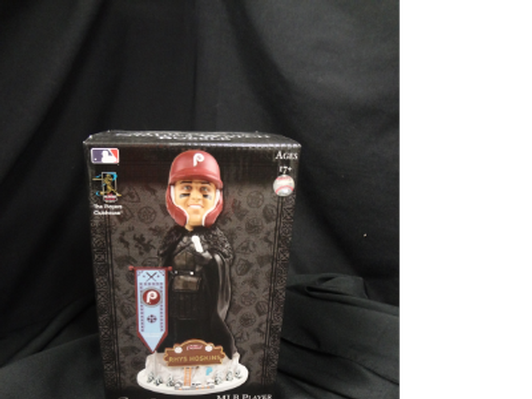 Rhys Hoskins Game of Thrones Bobblehead