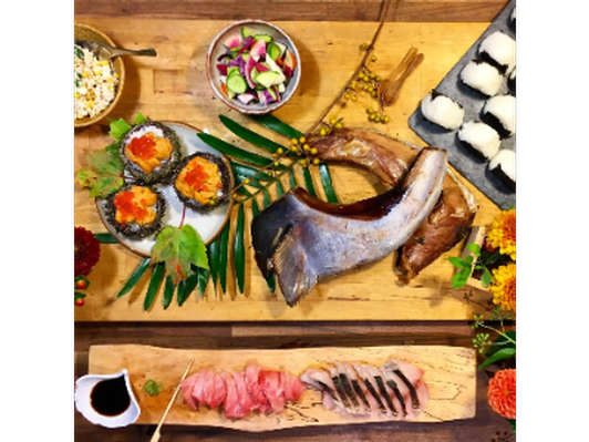 Sushi Making Class for Two