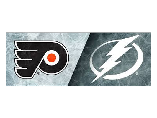 Flyers vs. Lightning - 1/11