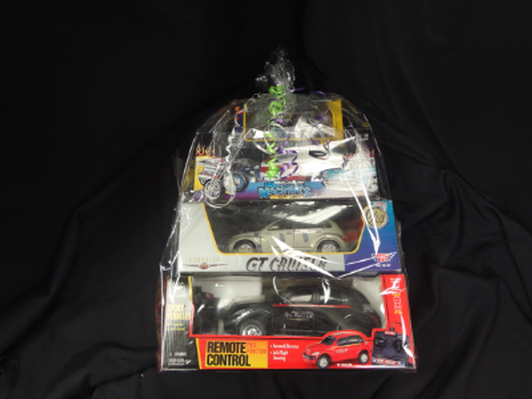 Die Cast PT Cruiser Set