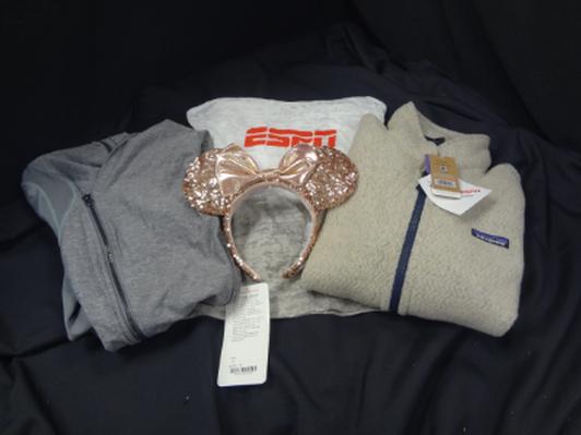 Disney and ESPN Ladies Clothing Set - Size Small