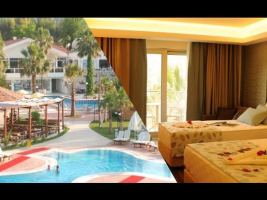 SunConnect Liberty Hisarönü Hotel Fethiye, Turkey (MDF)