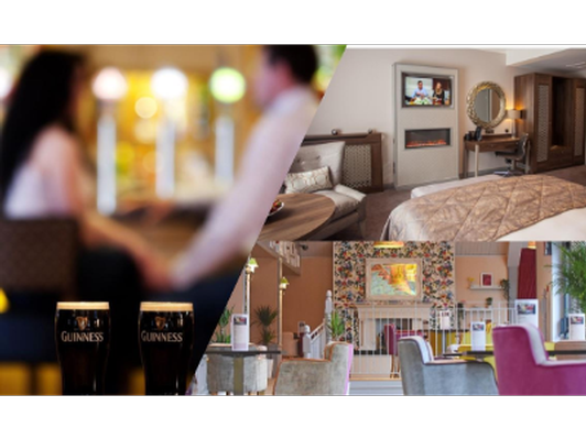 The Logde Hotel Coleraine, Northern Ireland, UK (MDF)
