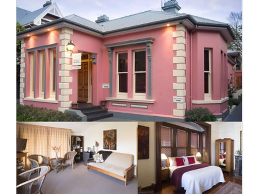 The Classic Villa Christchurch, New Zealand (MDF)