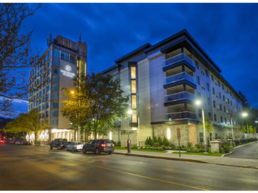 The Hotel Ithaca: Overnight Stay for 2