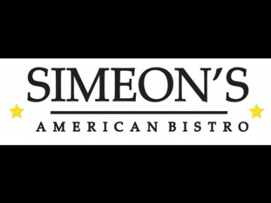 $25 to Simeon's American Bistro