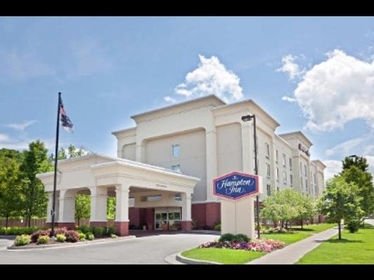 Overnight Stay at Hampton Inn Ithaca