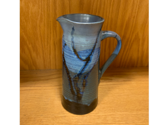 Ceramic Pitcher by Old Gorge Pottery