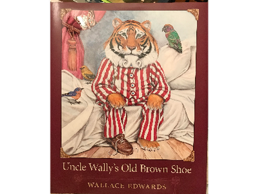 Wallace Edwards Illustrated Children's Books