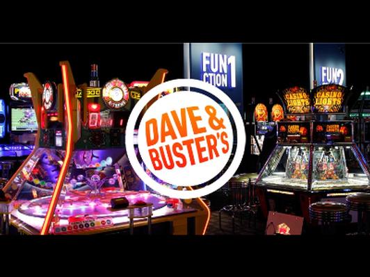 $50 to Dave & Buster's - Destiny USA/Syracuse