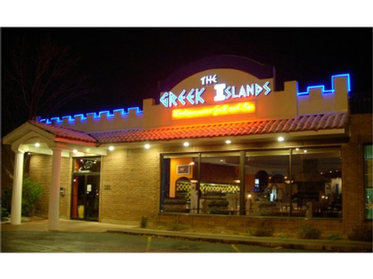 The Greek Islands Restaurant & Take out