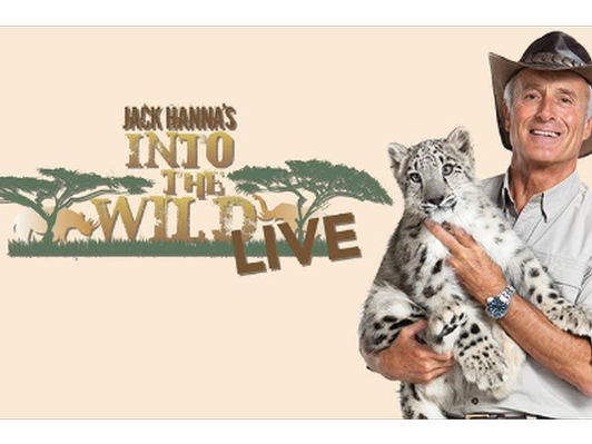 2 Tickets to Jack Hanna's Into the Wild LIVE at the State! 3/13/20 @ 7pm