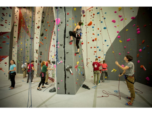 2 Passes for a Learn the Ropes Class at Cornell's Lindseth Climbing Center