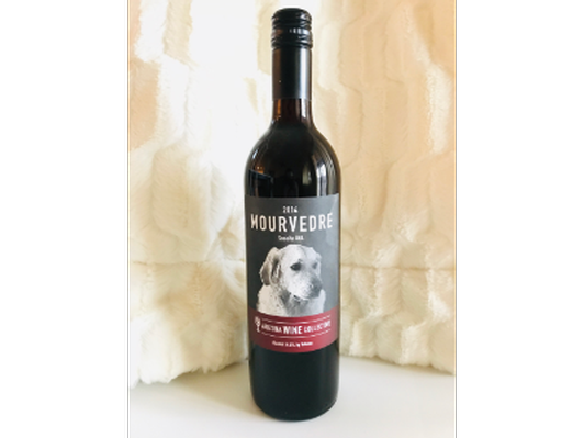2014 Mourvedre Wine from Arizona Wine Collective
