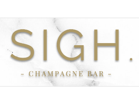Champagne Tasting for 2 at Sigh. Champagne Bar