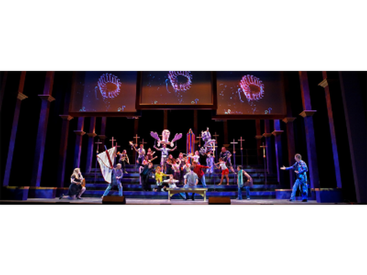 4 Tickets to Cornell Performing Arts Production