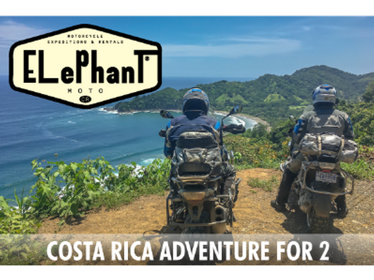 Costa Rica, 7-Day Self-Guided, 2 Up, with Bike Rental