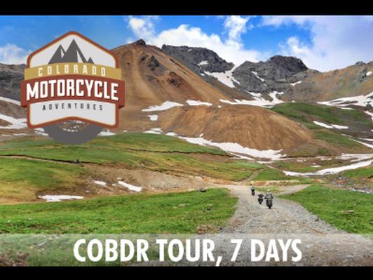 COBDR Tour, 7 Days