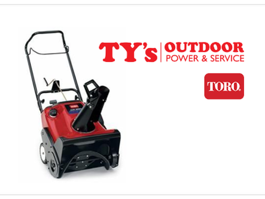 Toro Single Stage CCR 3650 Snowblower - USED