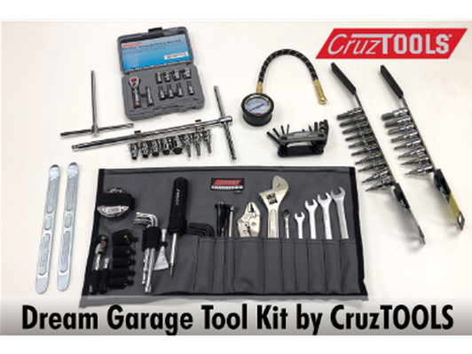 CruzTOOLS - Dream Garage Package