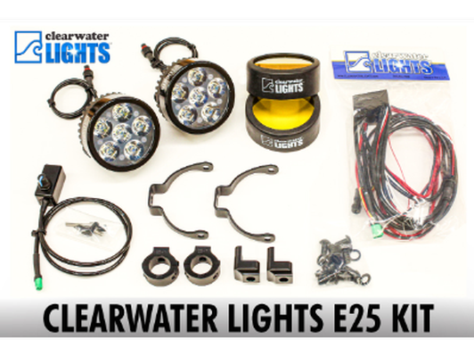 ClearWater Lights, E25 Kit