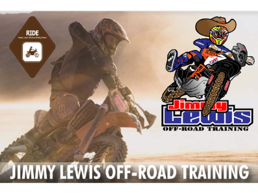Jimmy Lewis Off-Road, 2-Day Training