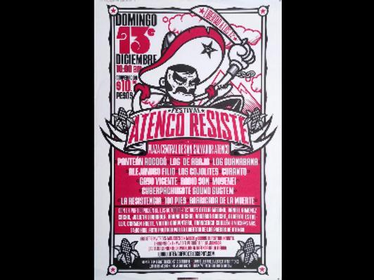 Festival Atenco Resiste