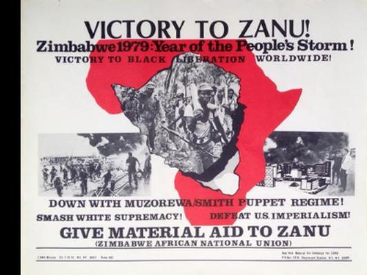 Victory to ZANU!