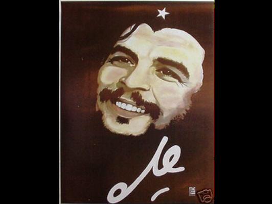 OSPAAL, Che Guevara