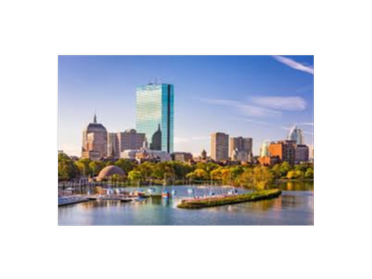 Fantastic Boston package for 2 guests, USA (MDF)
