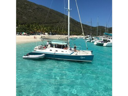 Jost Van Dyke Sail on Calypso for Two People
