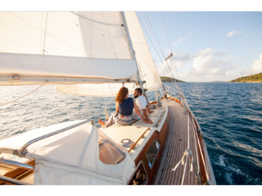 Cimarron Sunset Sail for Two People with Cimarron Yacht Charters