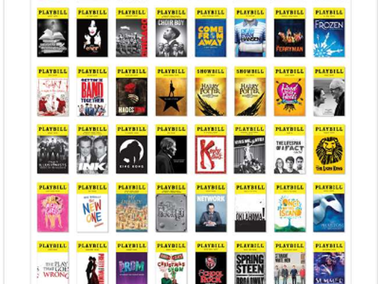 4 TICKETS TO A CURRENT BROADWAY SHOW OF YOUR CHOICE!